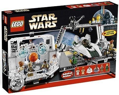 las mejores marcas venden barato LEGO 7754 Star Wars - Crucero Estelar Estelar Estelar en Mon Calamari  venta al por mayor barato