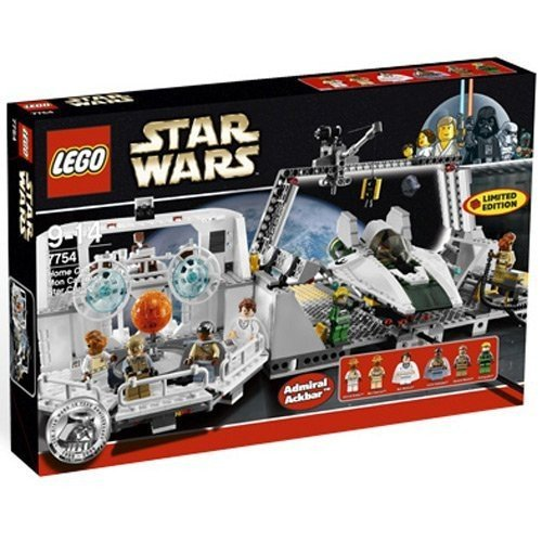 Lego Star Wars 7754 Home One Mon Calamari Star Cruiser (Limited Edition)