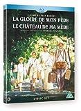 La Gloire de Mon Père & Le Château de Ma Mère Blu Ray Box Set [Blu-ray] [Reino Unido]