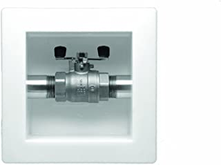 shut off valve box