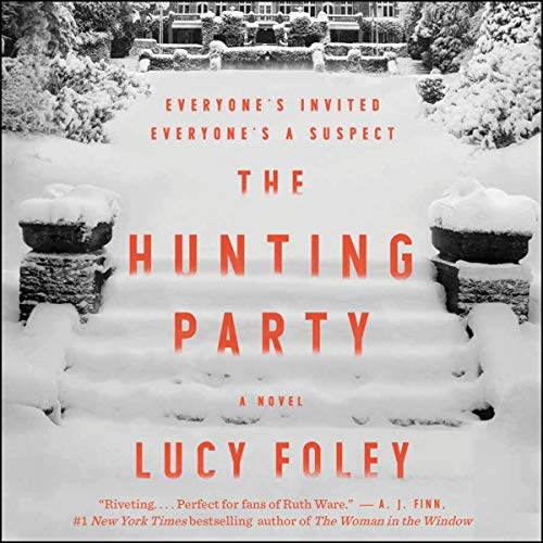 Couverture de The Hunting Party