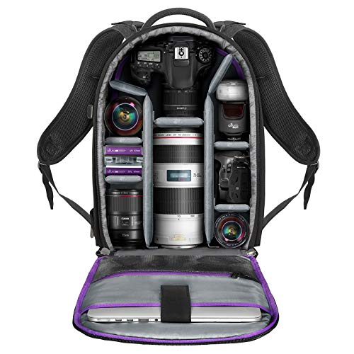 Altura Photo Camera Backpack With Laptop Case