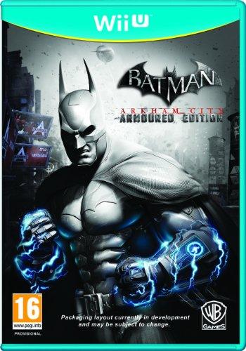 Batman Arkham City: Armored Edition (Nintendo Wii U) [Importación inglesa]
