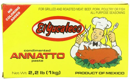 MexGrocer El Yucateco Achiote 1 Kg