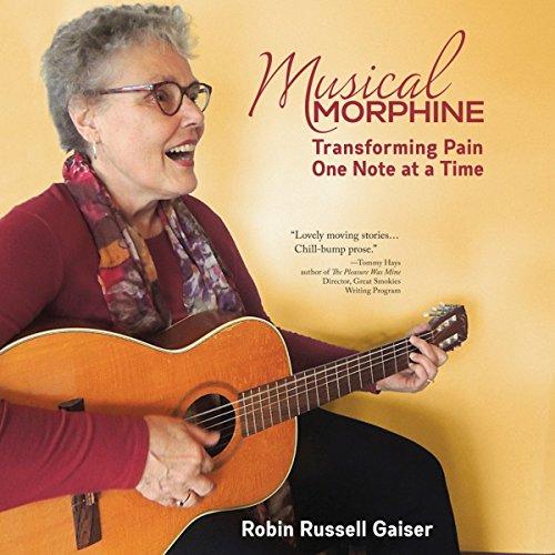 Musical Morphine audiobook cover art