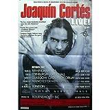 Joaquin Cortès - Riesenposter Live