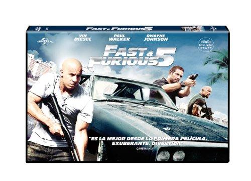 Fast & Furious 5 - Edición Horizontal [DVD]