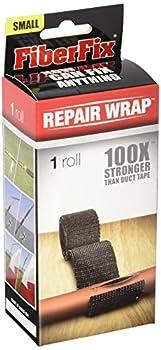 FiberFix Repair Wrap - Permanent Waterproof Repair Tape 100x Stronger than Duct Tape 1   1 Roll