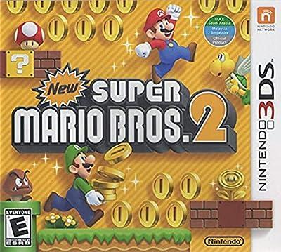 New Super Bros 2 - Nintendo 3DS (World Edition)