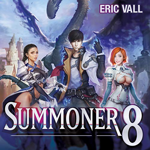 Summoner 8 cover art
