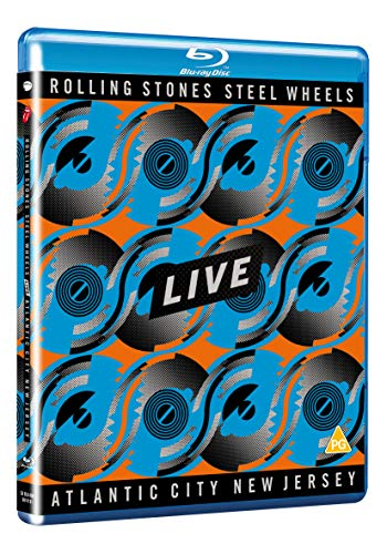 The Rolling Stones -Steel Wheels Live [ Blu-Ray (SD upscalée)]