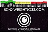 Best Energy Drink For Men - Bony Weightloss: Mixed Flavor 60 Count Sticks Review
