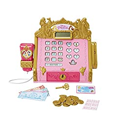 Real working scanner t functioning register drawer and credit card swiper. Ornately designed and fit for a princess Beeps when you scan your items Functioning register drawer Credit card swiper Ornately designed and fit for a Princess The Cash Regist...
