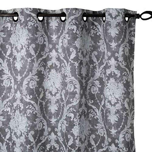 Vorhang Blickdicht, bedruckt, Chambord (145 x 260 cm)