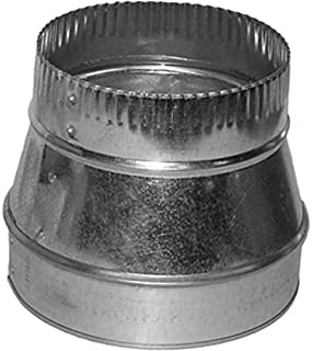 8 X 6 Duct Reducer-Ductwork-Heating Duct-Air Duct-Ventilation Fittings