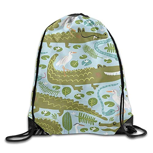 Etryrt Coulisse Sacchetto,Sacca Coulisse Zaino,Sacca Sportiva, Turtle Lucky Printed Cartoon Drawstring Backpack Teen Girl Large Capacity Daypack Tote Travel 16.9' 14'