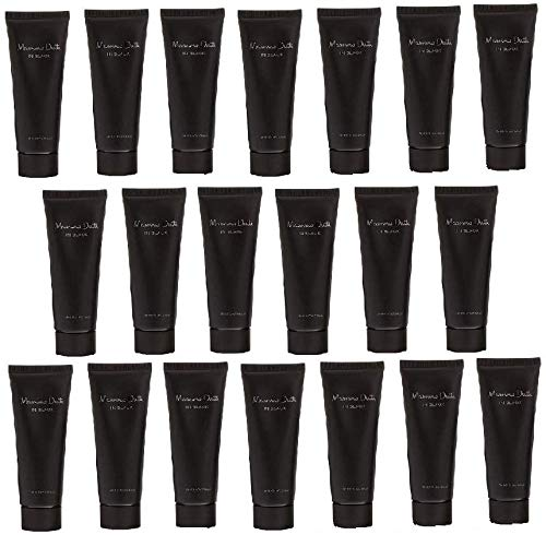MASSIMO DUTTI In BLACK Gel de Ducha 75ml. Pack de 20