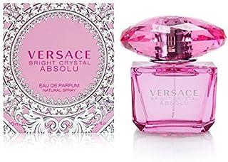 Versace Bright Crystal Absolu Eau de Perfume Spray, 3.0 Ounce