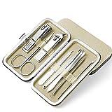 NNNQO - Cortador de uñas y lima de uñas para el cuidado personal de las manos y los pies