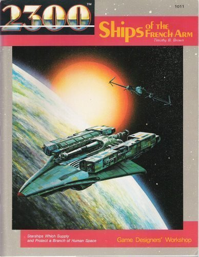 Ships of the French Arm (Traveller 2300AD role playing game)