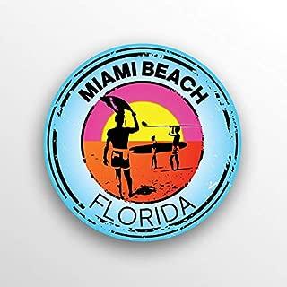 Best stickers miami beach Reviews