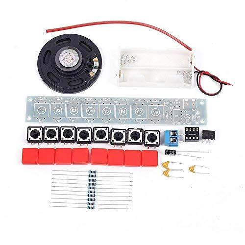 NE555 Componentes Electrónicos Piezas,DIY Kits Módulo De �