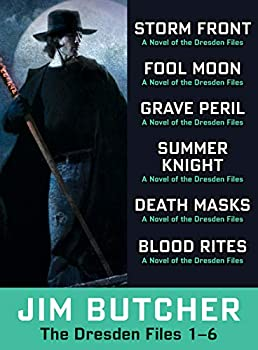 The Dresden Files Collection 1-6  The Dresden Files Box-Set Book 1