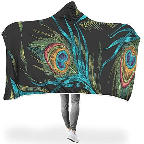 O2ECH-8 Übergröße Fledermausdecke Design Drucken Leichtgewicht Ultra Weich Decken - Geeignet für Erwachsene/Frauen/Männer Verwenden White 150x200cm