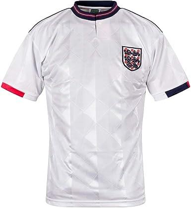 Score Draw England 88/89 - Camiseta de fútbol