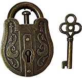 Shuyue Lock and Unlocking Brain Teaser Puzzle Kids Lock Puzzle Classic Toy Cast Metal Disentanglement Puzzles Stress Relief Puzzle Mind Puzzles for Children and Adults