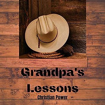 Grandpa's Lessons