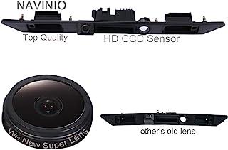 Super HD vehicle camera 1280x720 pixels 1000 TV line Car Parking Camera Night Vision Reverse Waterproof Trunk Handle back rear view camera for Audi A4 B6 B7 A3 A6 Avant Kombi S3 S6 A8 S8 RS4 RS6 A5 Q7