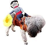 Ropa Perro Traje de Perro con muñeco y Sombrero del día de Halloween for Mascotas Ropa for Perros...