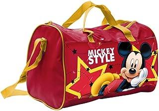 Star Bolsa Mickey Mouse Disney Tote Viaje Chico Gimnasio CM. 38X20 H.23 - 57886