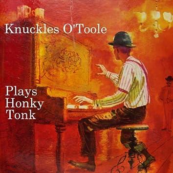 Plays Honky Tonk Piano