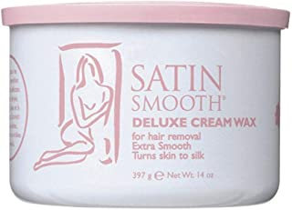 Satin Smooth Deluxe Cream Wax 4 Pack