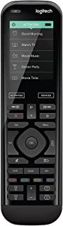 Logitech Harmony Elite Remote Control (915-000256) (Renewed)