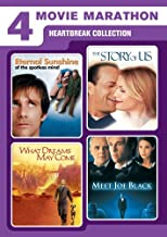 4-Movie Marathon: Heartbreak Collection (Eternal Sunshine of the Spotless Mind / What Dreams May Come / Meet Joe Black / T...