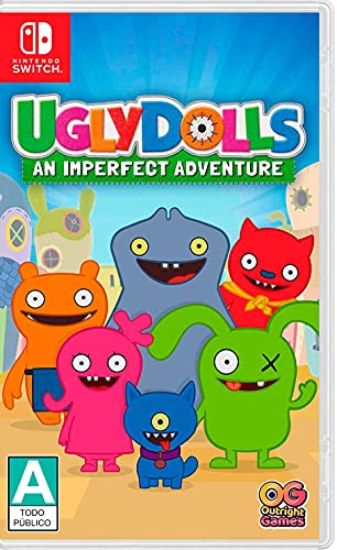 Ugly Dolls: An Inperfect Adventure