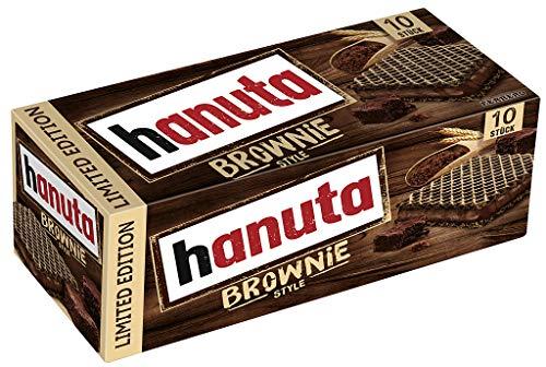 Hanuta Brownie Style, 4er Pack (4 x 220g)
