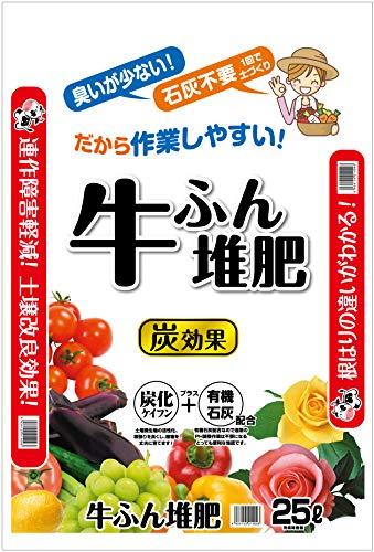 粂谷商店(Kumeyashoten) たい肥 牛ふん堆肥 25L