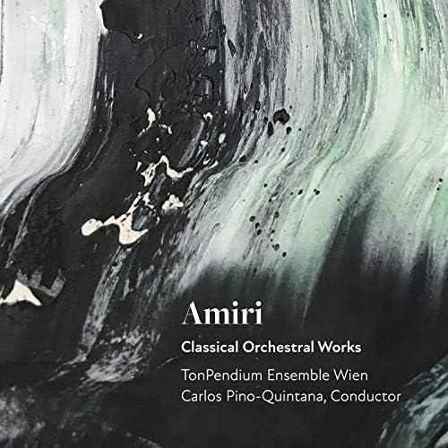 Andreea Chira, ton.pendium Ensemble Wien, Sebastián Sciaraffia, Pablo Cameselle, Pablo Rojas & Evelyn Peña Comas
