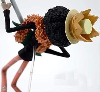 Verkligt och roligt Anime tecknad år senare En bit Brook Action Figur 18cmresin samling modell docka leksaker gåvor docka ...
