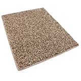 6 Inches x 6 Inches Sample Frieze 25 oz Gremstone Bronzite Area Rug Carpet Many Sizes and Shapes