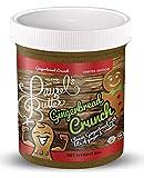 Laurel's Butter - Gingerbread Crunch, Almond Butter, Pecan Butter, No Sugar Added, Gluten Free, Vegan, Keto Butter, Molasses, Crunchy - 8 oz