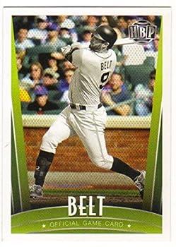 2017 Honus Bonus Fantasy Baseball  Trading Card  #458 Brandon Belt