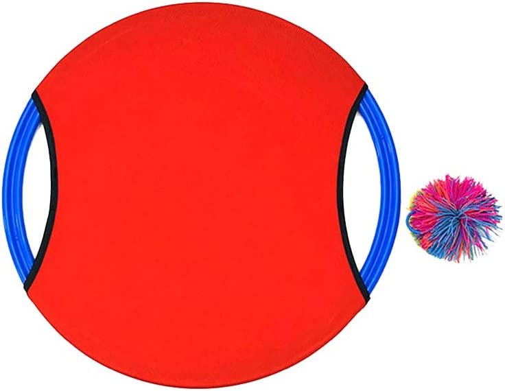 1 Set Elastic Flying Fixed price for sale Dish and Game Toss Catch Ball Kit New Free Shipping