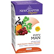 New Chapter Every Man Multivitamins