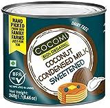 Bebida de coco condensada en lata BIO 240 g - COCOMI