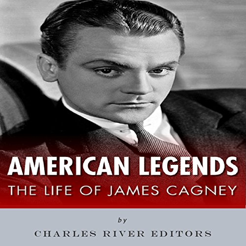 American Legends: The Life of James Cagney cover art